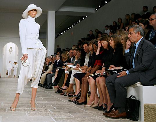 Стиль Ralph Lauren —  это классика, буржуазность и гламур.
