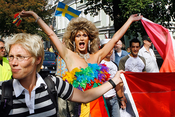 Lenta ru гомосексуализм