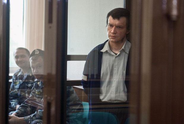 Александр Пичушкин, так называемый «битцевский маньяк»