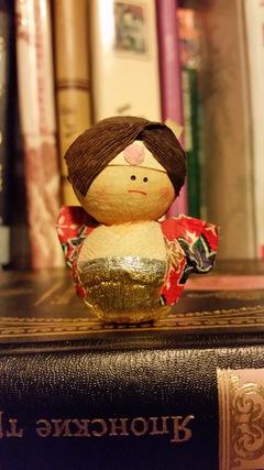 Японская кукла дарума