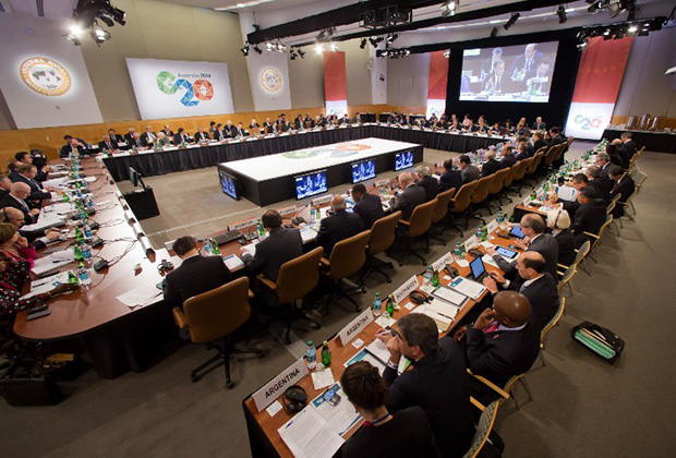 G20 meeting at the IMF/World Bank Spring Meetings April 11, 2014