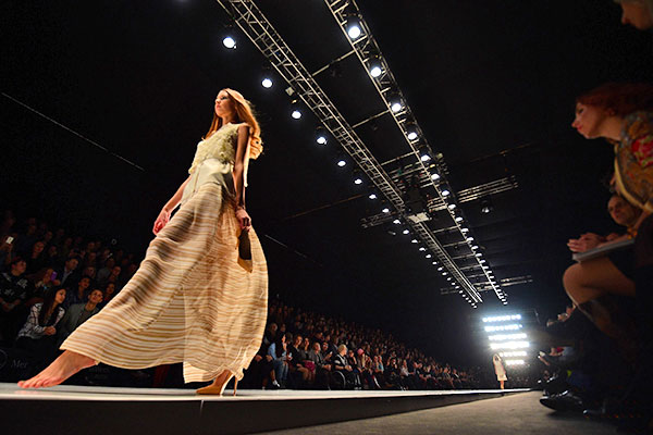 Mercedes-Benz Fashion Week Russia, 2014 год