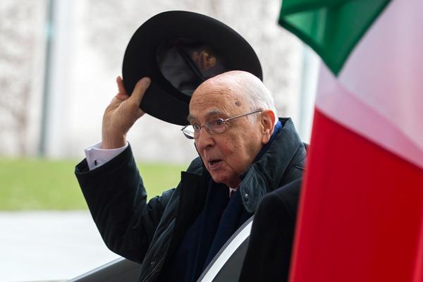 Джорджо Наполитано стал первым итальянским президентом, вызванным в суд