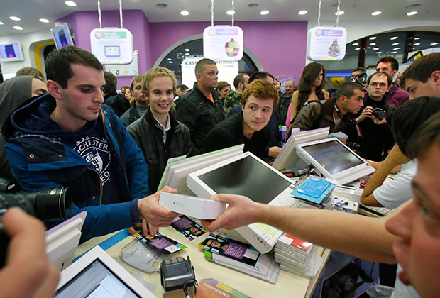 Продажа iPhone 6 в Москве