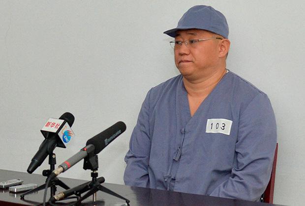 За проповедь Благой Вести Кеннет Бэ отсидел два года в КНДР