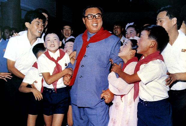 Родители «Солнца Нации», «Железного Всепобеждающего Полководца» Ким Ир Сена были протестантами