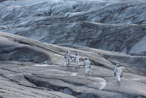 Путешественники на планете Манн