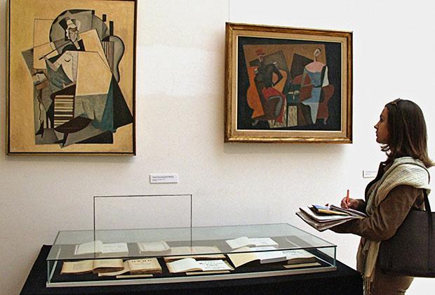 Выставка «Русское искусство в коллекции Марии и Михаила Цетлиных» из собрания Музея русского искусства, Рамат-Ган, Израиль