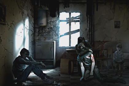 Иллюстрация к This War of Mine