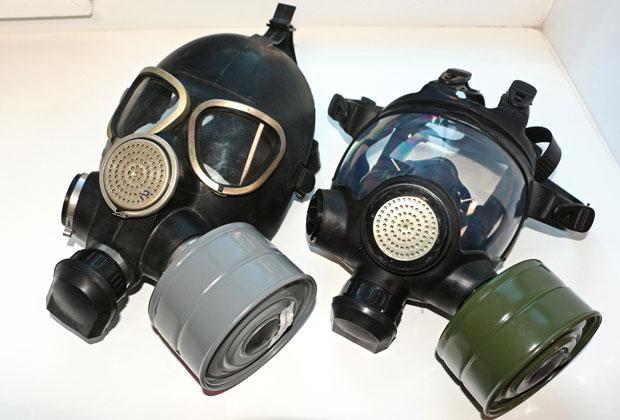 Противогазы ГП-7 и ГП-21