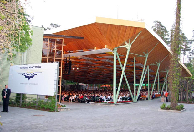 Концертный зал «Дзинтари»