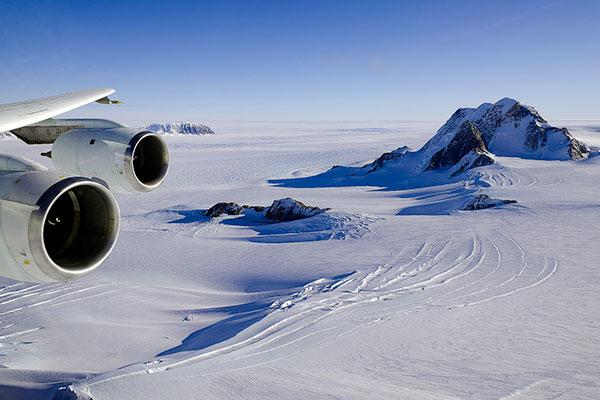 Земля Мэри Бэрд в Антарктиде