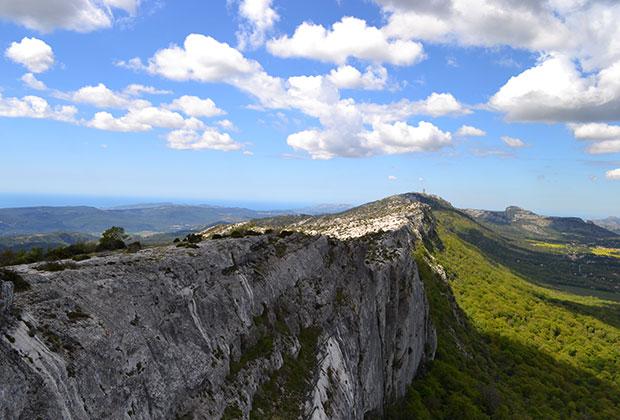 Горы Сен-Виктуар