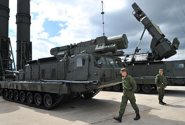 ЗРС С-300ВМ «Антей-2500»