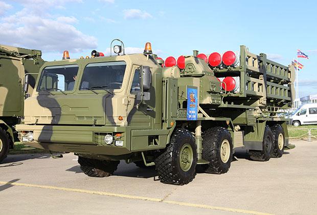 ЗРС С-350Е «Витязь»