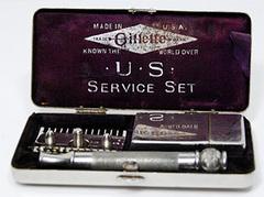Набор для бритья 1918 года