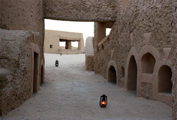 Отель Adrere Amellal, Египет