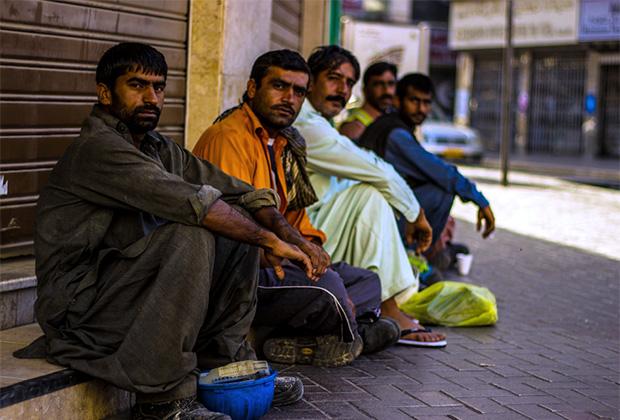 «Экспатов» Дубай привлекает возможностью заработать на лучшую жизнь.