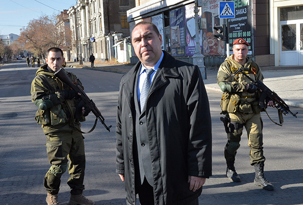 Глава ЛНР Игорь Плотницкий