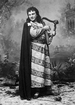 «Тангейзер» в 1904 году в немецком городе Байройт