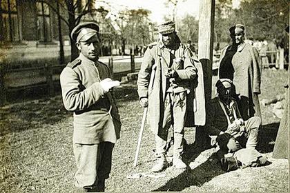 В Первую мировую войну больше половины всех ранений приходилось на конечности.