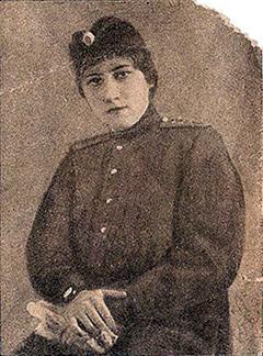 Евгения Шаховская