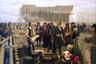 Репродукция картины А.М. Самсонова «Петр I»