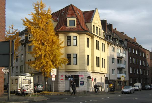 Дом на окраине Дюссельдорфа