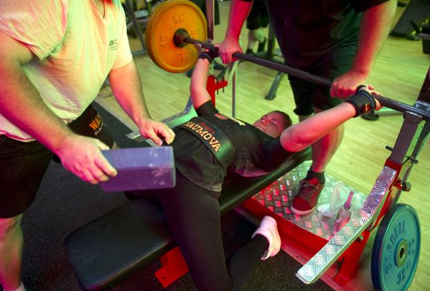Главное в работе с большими весами — поддержка ассистентов
