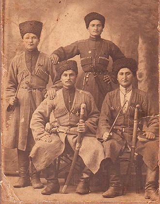 Осетинский конный полк