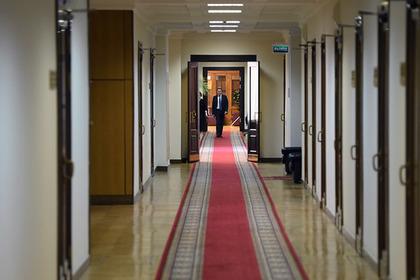 Интерьер Государственной думы России