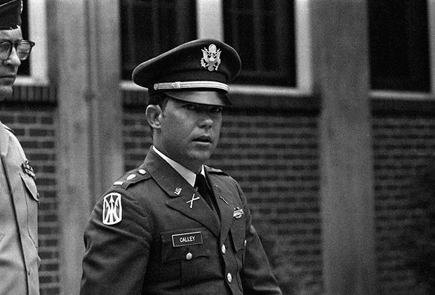 Лейтенант Уильям Лоуз Келли. 23 апреля 1971года
