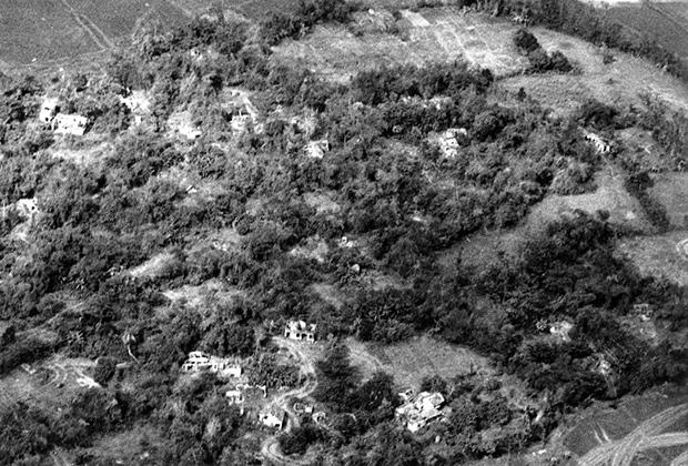 То, что осталось от Милай. 16 ноября 1969года