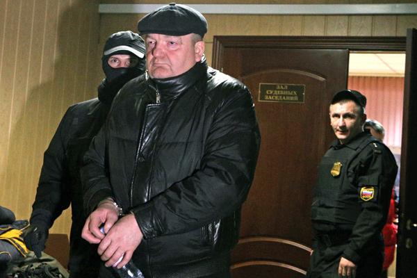 Александр Реймер в Пресненском суде