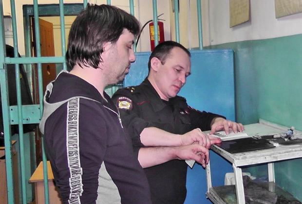 Андрей Дрюнин, по прозвищу Дрюня-младший, доставлен в СИЗО города Читы