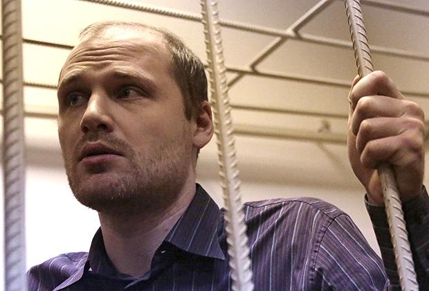 Участник экстремистской «Боевой организации русских националистов» (БОРН) Михаил Волков