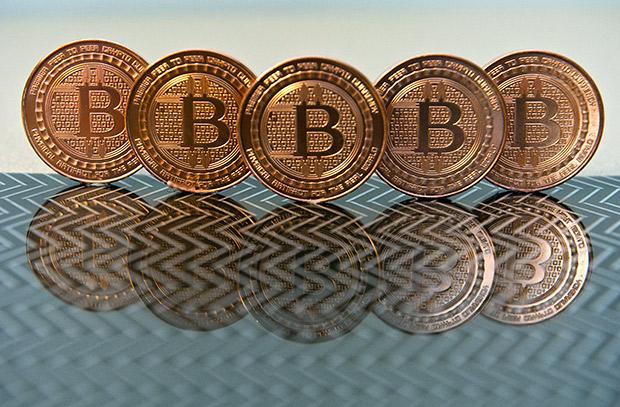 Монеты bitcoin