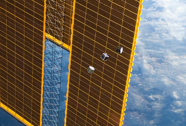 Мини-спутник— кубсат