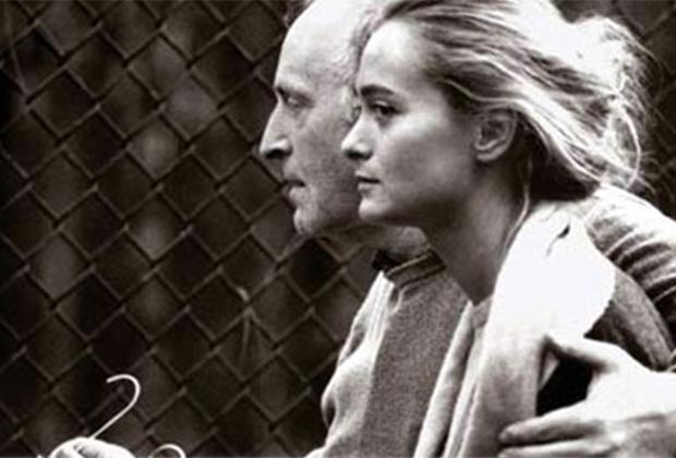 Бродский с женой Марией
