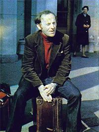 Иосиф Бродский перед отлетом