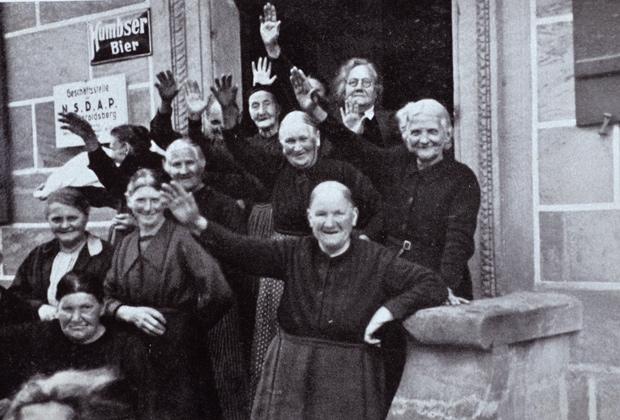 Сторонники нацистов, начало 1930-х