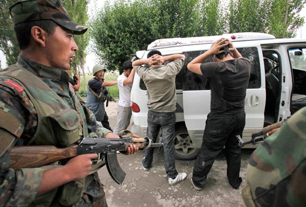 Киргизия, Ош, 16 июня 2010 года