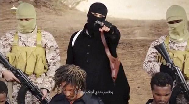 Боевики-исламисты в Ливии