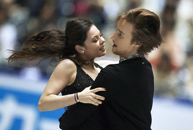 Елена Ильиных и Руслан Жиганшин