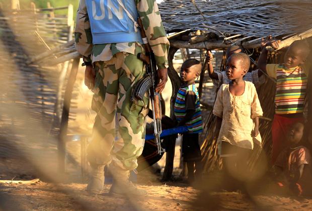 Дети Дарфура