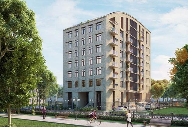ЖК «Дом на Серпуховской»