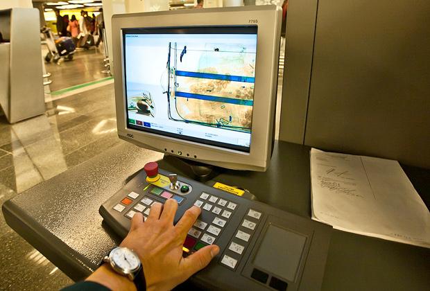 В аэропорту ожидают поступления новых образцов современной техники для проверки пассажиров