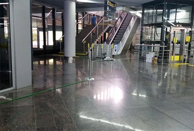 Аэропорт города Сочи