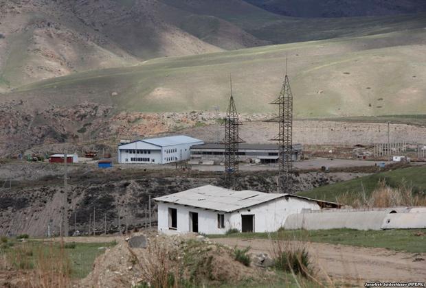 Месторождение «Джеруй» в Таласской области