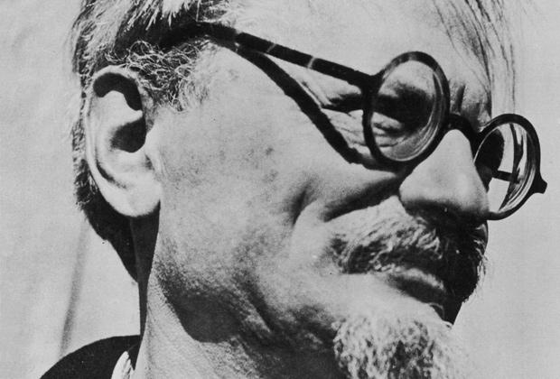 Лев Троцкий, 1940 год